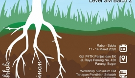 Workshop Akar Alam SMP-SMA 2020